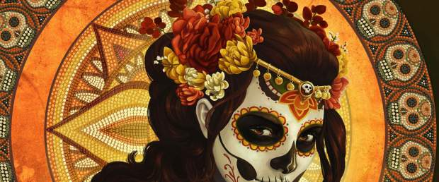 Day of the Dead 2014!