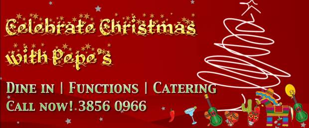 Mexican Christmas at Pepe's Newmarket