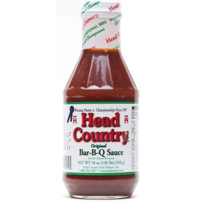 Head Country Original BBQ Sauce 510ml