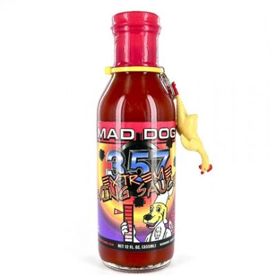 Mad Dog 357 Extreme Wing Sauce 355ml