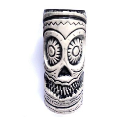 Sugar Skull Tiki Mug from Pepe's Mexican