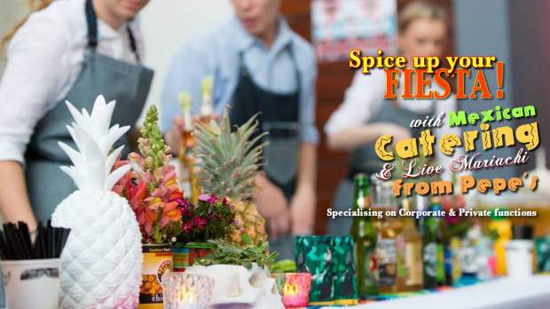 Mexican Catering Brisbane