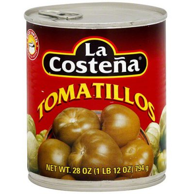 La Costena Tomatillos 794gm