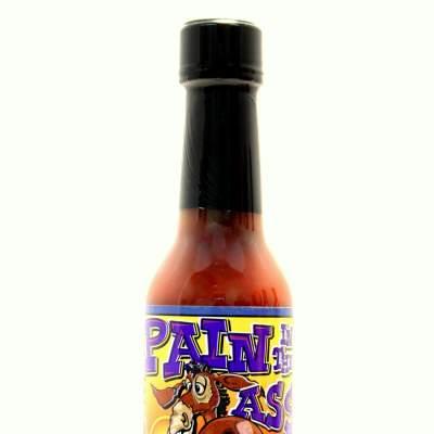 Pain in the Ass Hot Sauce 148ml