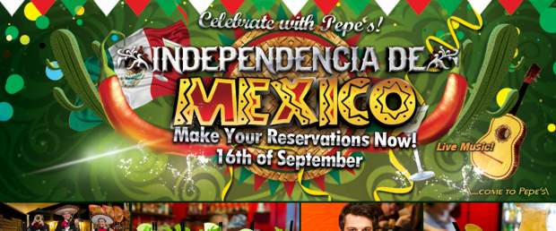Mexican Independence Day 2015