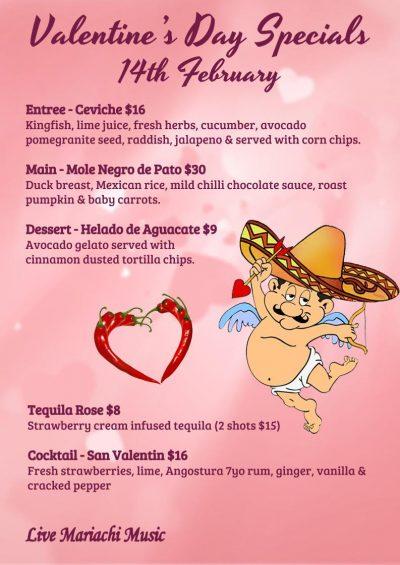 Valentines day dates in Brisbane