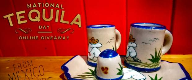 National Tequila Day Giveaway
