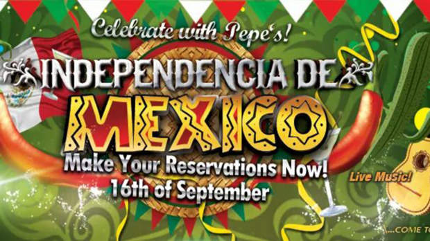Mexico Independence Day 2016