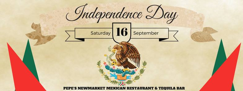 Mexican Independance Day at Pepe's