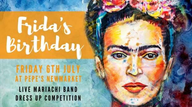 Frida's Birthday Fiesta