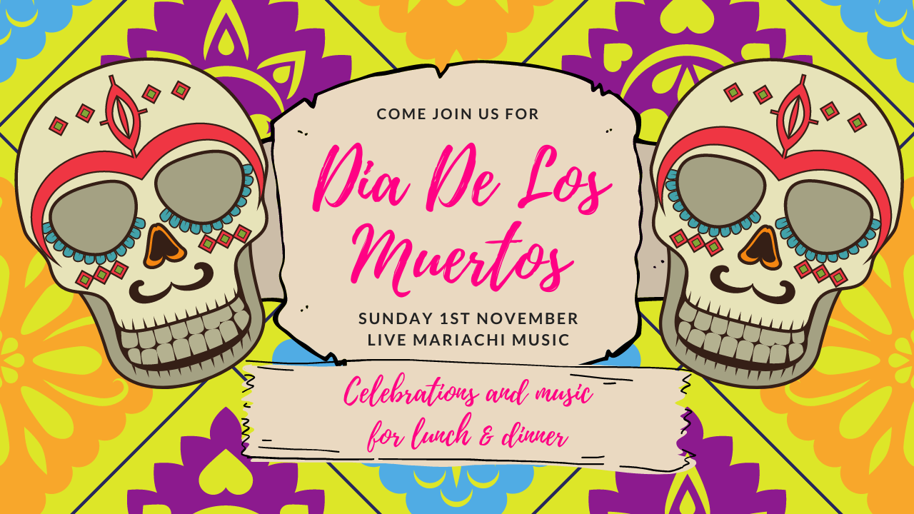 Dia De Los Muertos 2020