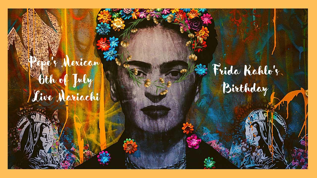 Frida's Birthday 2021